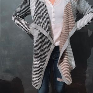 Old Navy open sweater